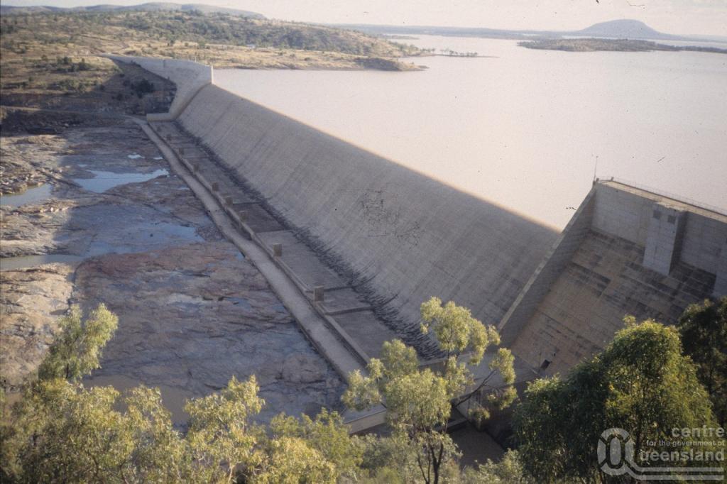 Burdekin Dam Queensland Burdekin Dam