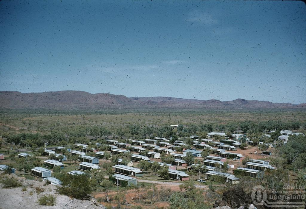 Mary Kathleen Queensland Places