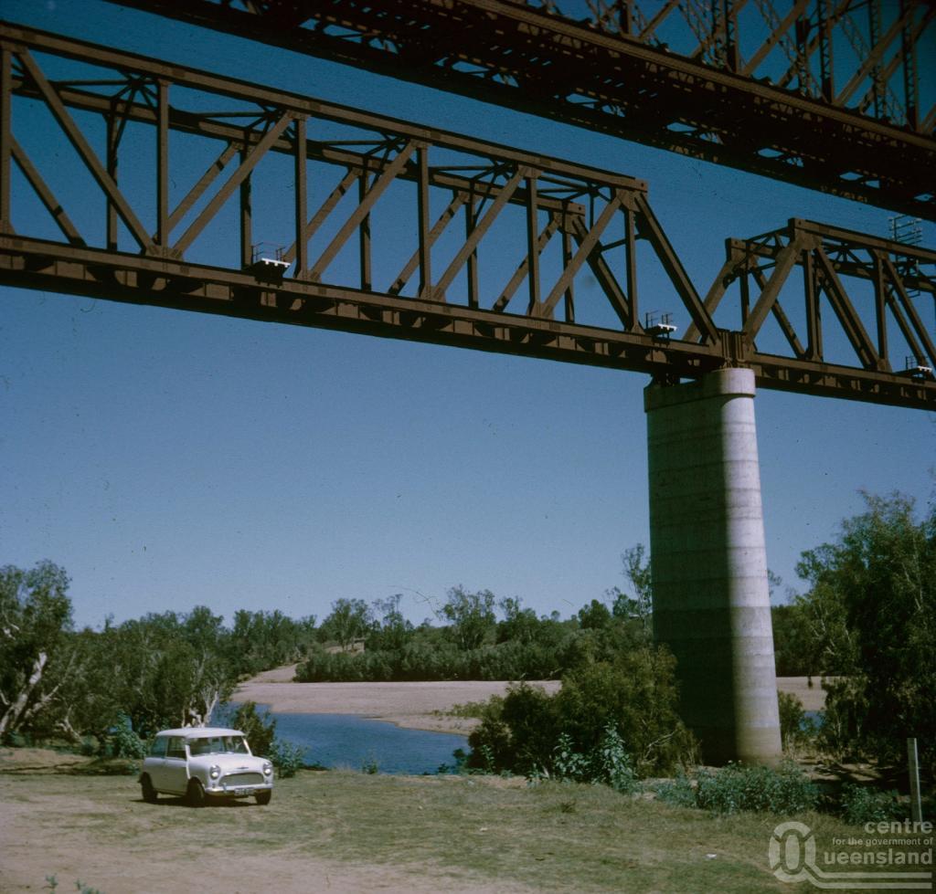 Burdekin Bridge Queensland Bridge Over Burdekin River
