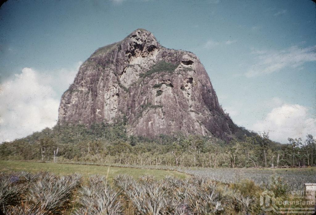Glass House Mountains Queensland Places
