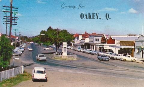 oakey qld