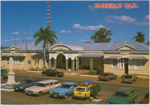 Emerald   Queensland Places